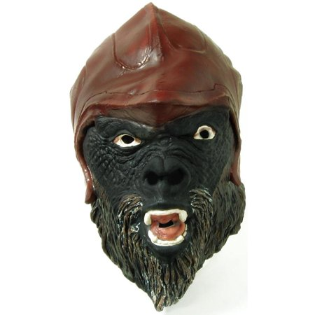 Planet Of The Apes Attar Costume Latex Mask Adult for $<!---->