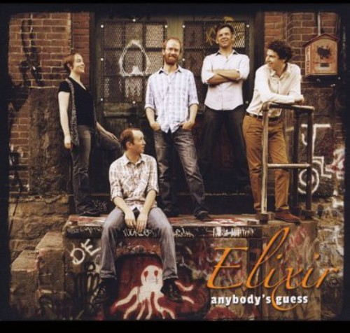 Elixir Anybodys Guess [CD] by