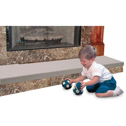 Kid Kusion 6501 Soft Seat Hearth Pad Colors  Brown