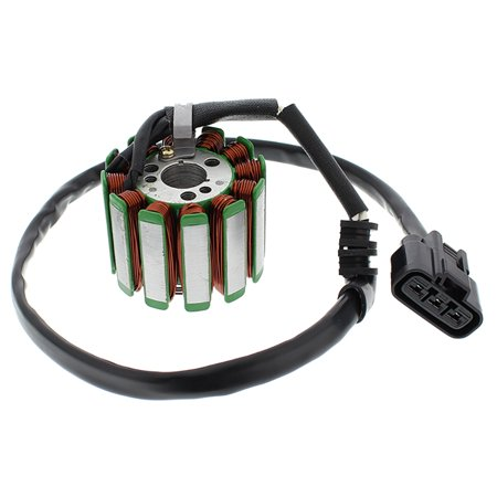 New DB Electrical AYA4047 Stator Coil for 998cc 12V Yamaha FZ1 2006 2007 2008 2009 2010 2011 2012 2013 2014 2015, YZF-R1 2002 2003 2004 2005 2006 2007 2008 2D1-81410-00-00 2D1-81410-01-00