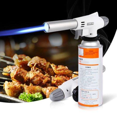 Outtop Camping Gas Torch Welding Fire Maker Lighter Butane Burner