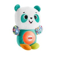 Fisher-Price Linkimals Play Together Panda Musical Plush