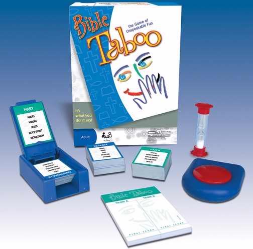 Walma Com: Talicor Bible Taboo Game