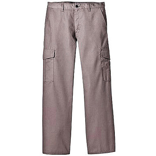 Dickies - Men's Relaxed Fit Rinsed Cargo Pant