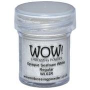 WOW! Embossing Powder 15ml-Opaque Seafoam White