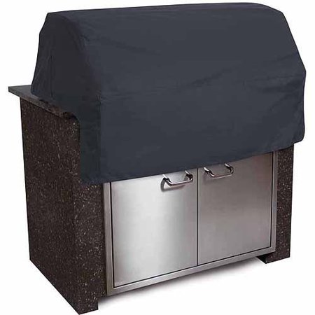 Patio Classic Patio Grill (Classic Accessories Built-In Patio Grill Top Cover - Tough BBQ Cover with Water Resistant Fabric, X-Small, 32-Inch L, Black)