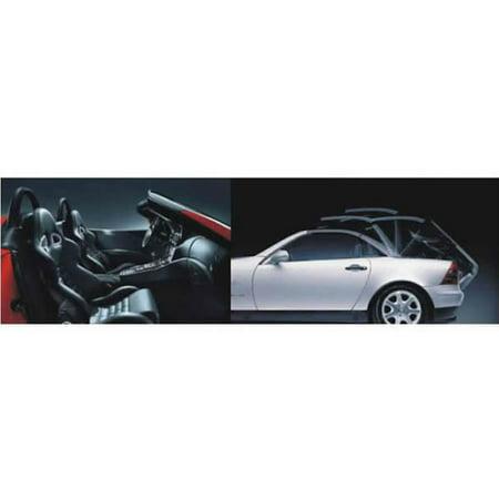 2 Way LCD Car Alarm Keyless Entry Remote Starter For International / Mitsubishi LoneStar M1400 Metro II - image 2 de 5