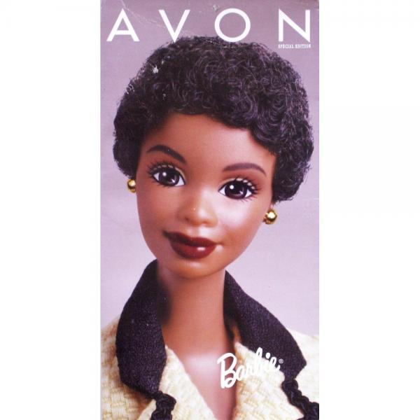 Mattel Avon 1998 Special Edition Professional Barbie - African American