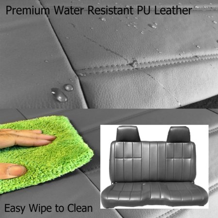 Seat Cover For Toyota Pickup 1989 1995 Front Solid Bench