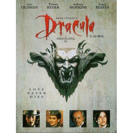 Dracula POSTER Movie C Mini Promo