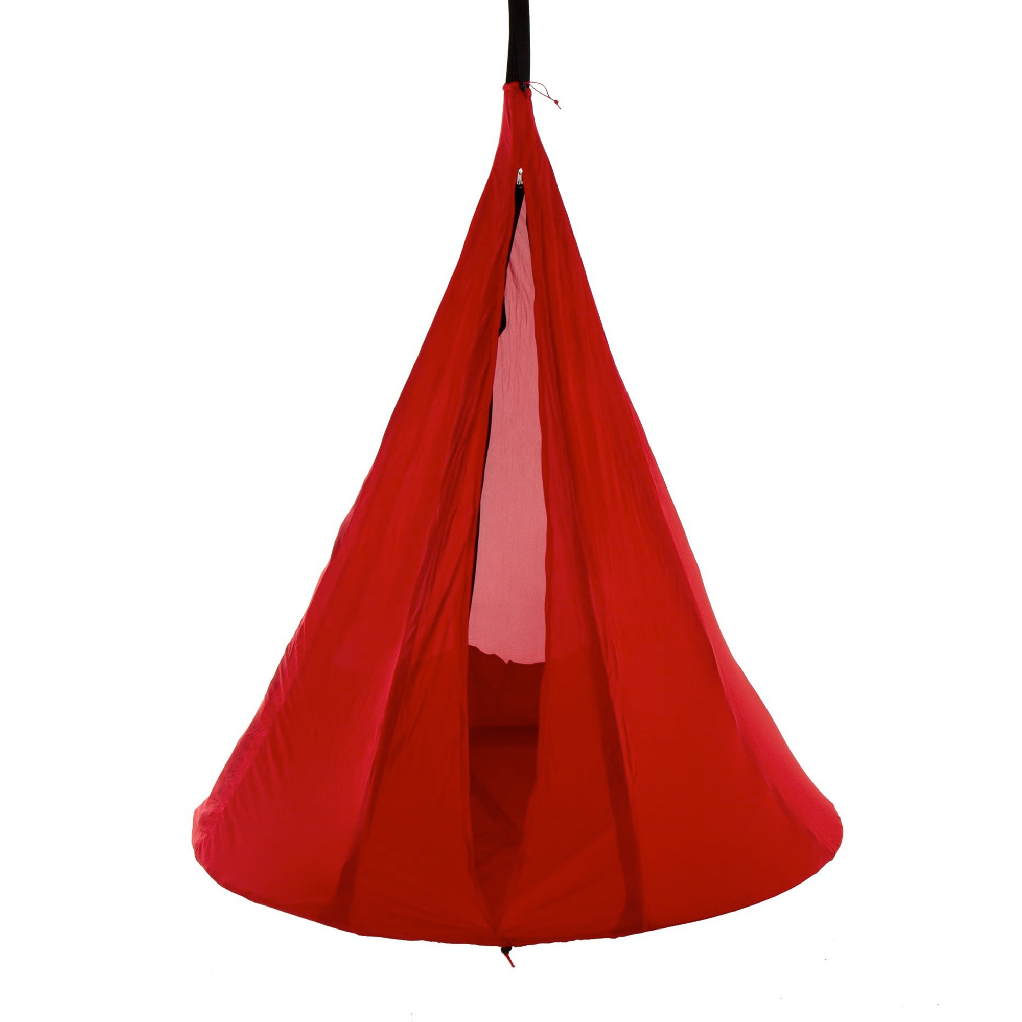 Hanging Pod Chair Red Walmart Com Walmart Com