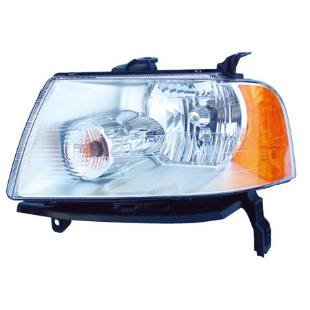 2005-2007 Ford Freestyle Driver Left Side Headlight Lamp Assembly
