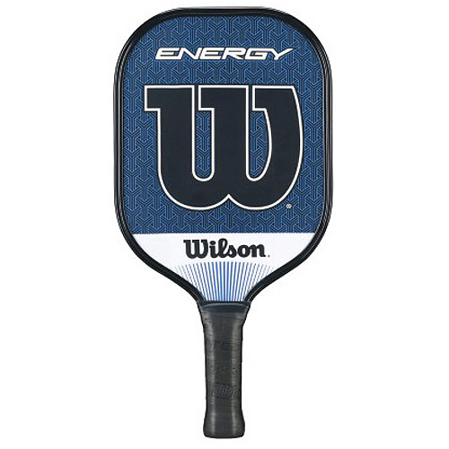 Wilson Energy Pickleball Paddle by Wilson Sporting Goods
