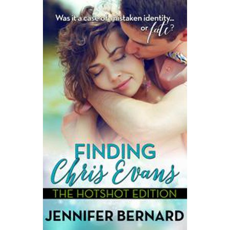 Finding Chris Evans: The Hotshot Edition - eBook - Chris Evans Halloween Party