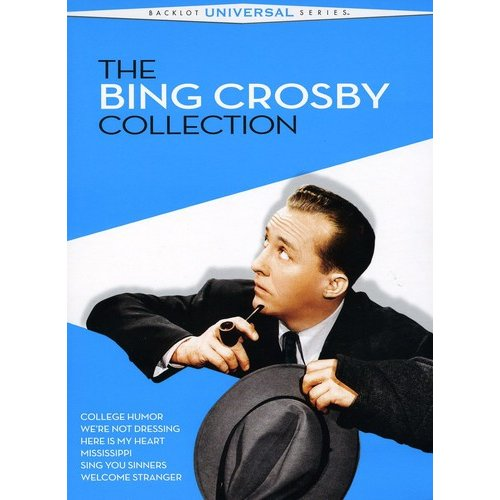 The Bing Crosby Collection: College Humor / Here Is My Heart / Mississippi / Sing You Sinners / Welcome Stranger / We're Not Dressing (Full Frame)