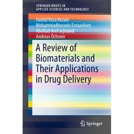 A Review of Biomaterials and Their Applications in Drug Delivery -