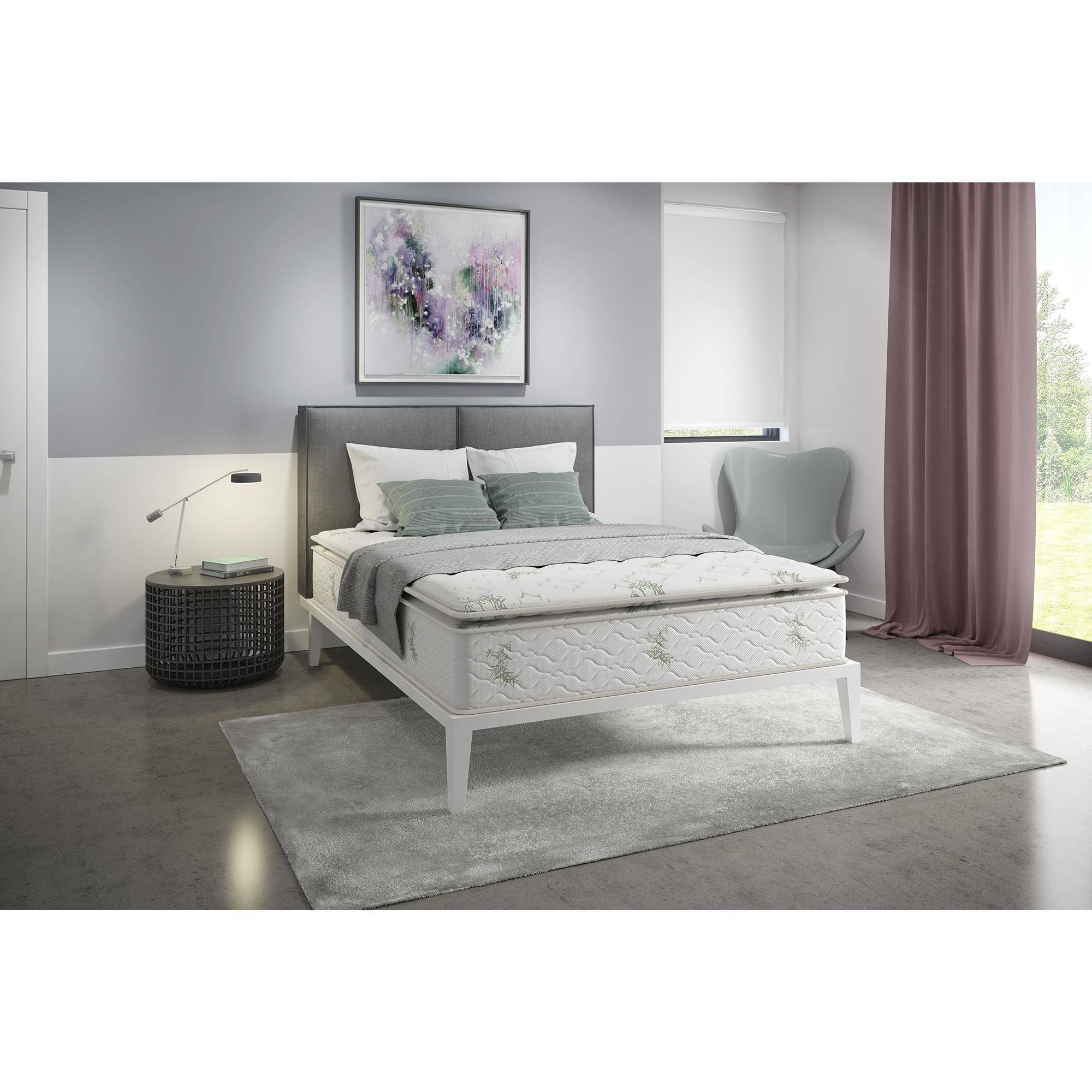 """Signature Sleep - 13"""" Independently-Encased Coil Pillow Top Mattress"""