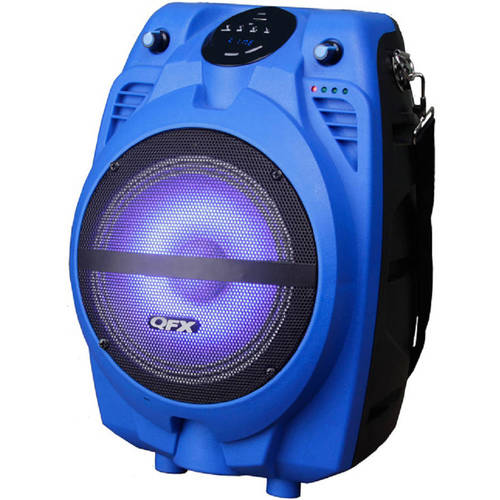 QFX Portable Bluetooth Party Speaker