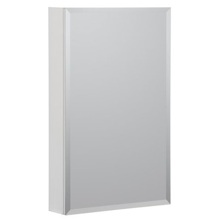 Hazelwood Home 23 X 30 Recessed Or Surface Mount Frameless Medicine Cabinet