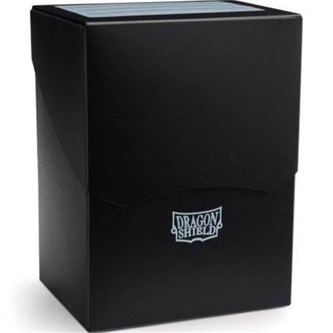 Arcane Tinmen ATM20402 Dragon Shield Deck Shell, Black