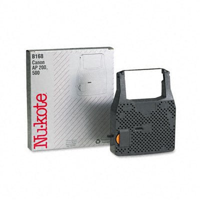 NUKB168 - Nu-kote Correctable Film Ribbon for Canon AP160 Correctable film ribbons for Canon AP Typewriters. Correction Tape Type: N/A; Global Product Type: Ink/Correction Ribbons; Ribbon Type: Correctable; Device Types: Typewriters.