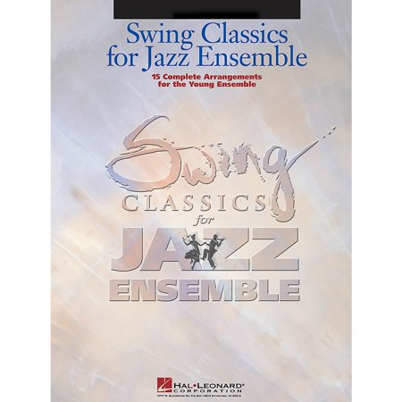 Jazz Bass 3 Colour (Hal Leonard Swing Classics for Jazz Ensemble - Bass Jazz Band Level 3 Composed by Various)