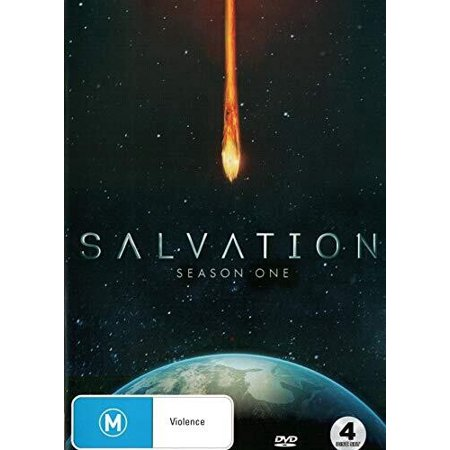 Salvation: Season One (DVD) - image 1 of 1