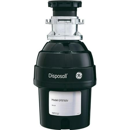 GE Batch Feed Heavy Duty 3/4hp Garbage Disposal (Heavy Duty Garbage Disposal)