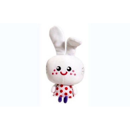 Moshi Monsters Moshlings Mini Plush Figure Honey Bunny Includes Online Item Code! Easter ()