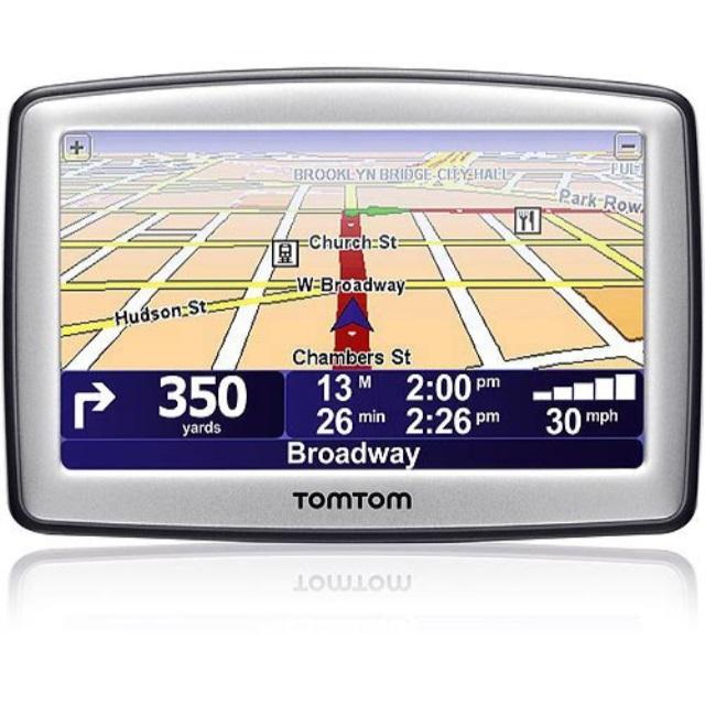"TomTom XL 325 SE 4.3"" Display Text to Speech"