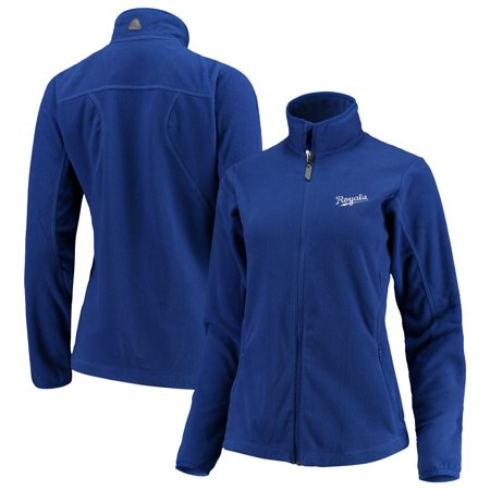 Antigua Kansas City Royals Women's Ice Full Zip Jacket - -