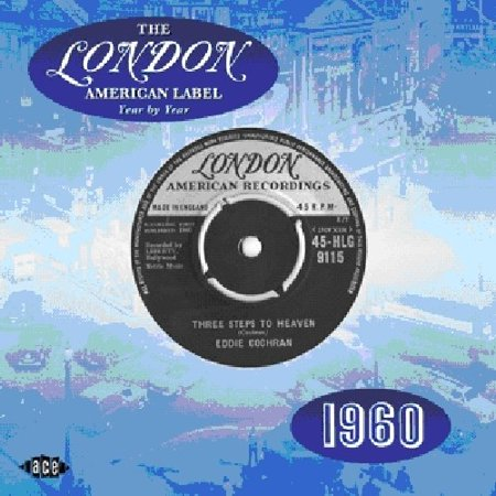 The London American Label: Year By Year 1960 (CD) (Nat Tate An American Artist 1928 1960)