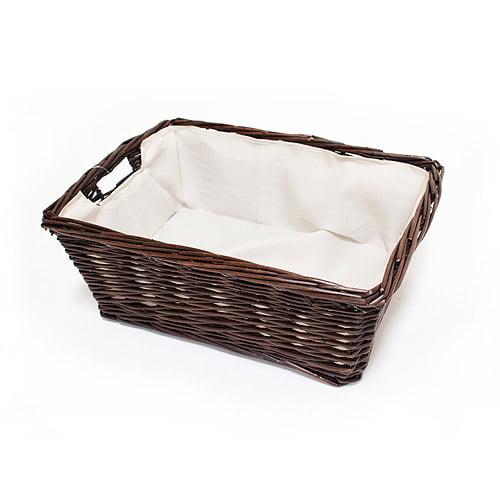 Better Homes and Gardens Handwoven Medium Tapered Basket