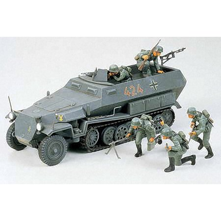 Tamiya 35020 1/35 SdKfz 251/1 Halftrack