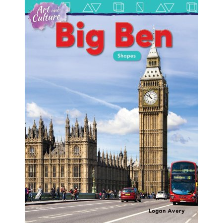 Art and Culture: Big Ben Shapes - eBook