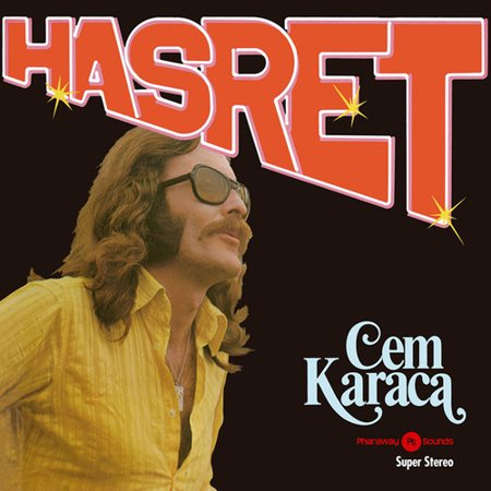 Hasret (Vinyl) (Cem Karaca Vinyl)