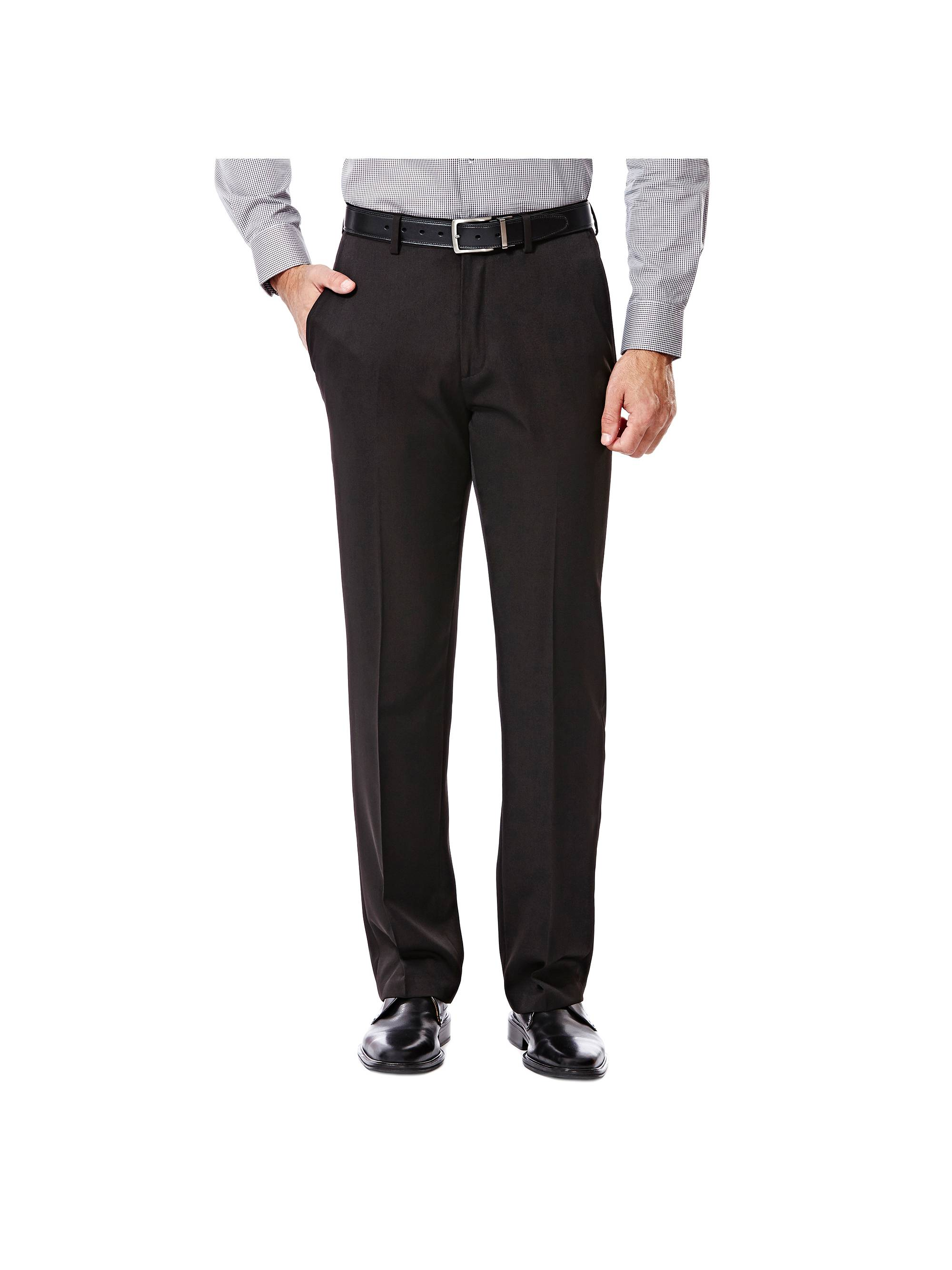 Big & Tall Travel Performance Suit Separates Pant Classic Fit HY90276