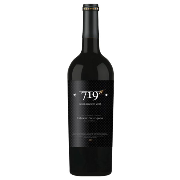 Image of 719 West Cabernet Sauvignon Wine, 750 mL