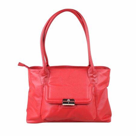 5594bb3c94 Marcellino Chloe Women's Leather Tote Bag | MaxStrata - Walmart.com