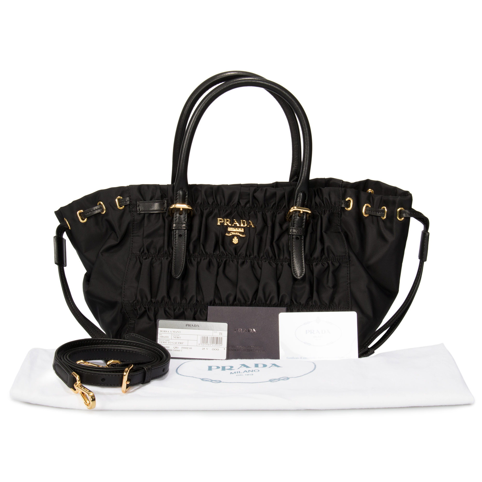 9a73ad223f9a aliexpress prada tessuto gaufre prada tessuto gaufre tote burgundy bn1336  76718 73802; top quality prada gaufre fabric handbag in black walmart 87a77  09332