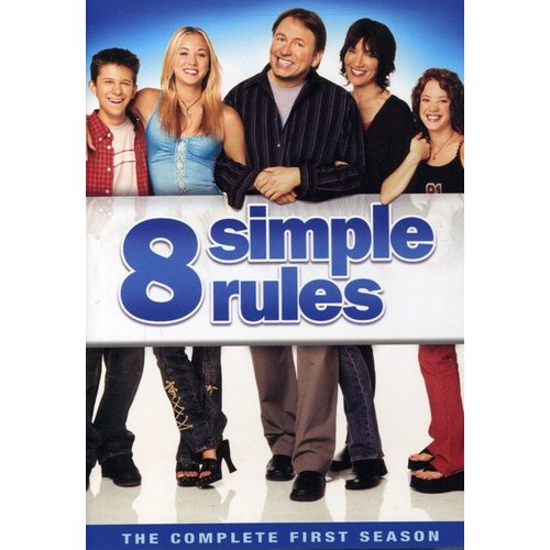 8 Simple Rules: The Complete First Season (Widescreen)