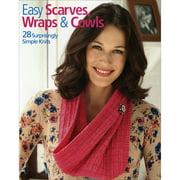 Soho Publishing Easy Scarves, Wraps & Cowls