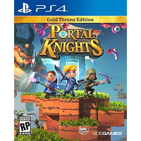 Portal Knights For Playstation 4