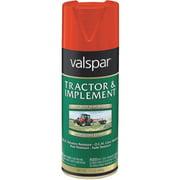 Valspar Tractor & Implement Spray Paint Enamel
