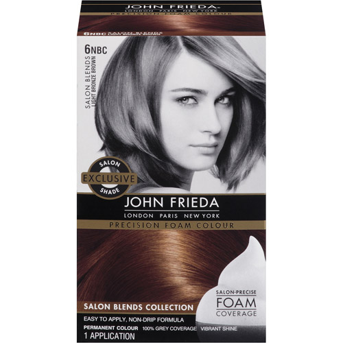 John Frieda Salon Blends Permanent Colour, 1 ea - Walmart.com