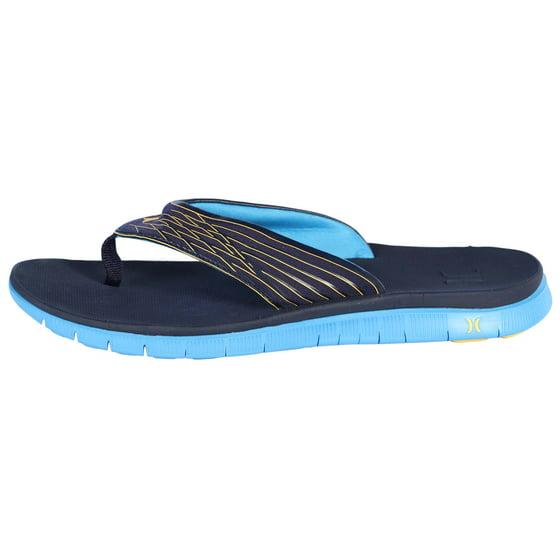 0c15367c344368 Hurley - Hurley Men s Phantom Flip Flops Thongs Sandals - Walmart.com