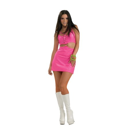 Adult Molly Go Brightly Dress Rubies 888699 for $<!---->