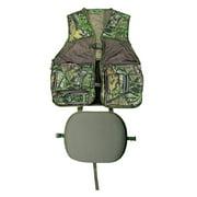 Primos Gobbler Obsession Camo Turkey Large/XL Hunting Shooting Vest w/ Cushion