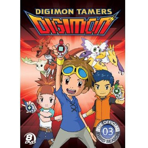 Digimon Tamers: Season Three (Full Frame)