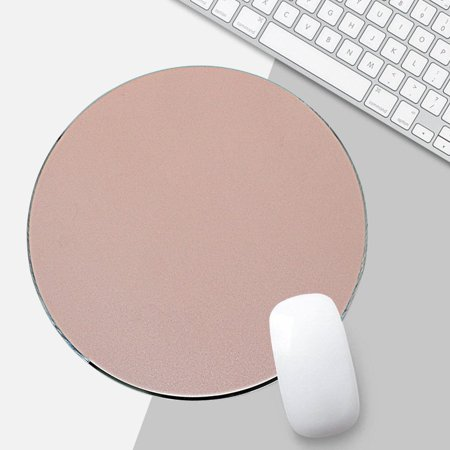 Atralife Computer accessory cushion Metal Aluminum Mouse Pad 8.66 Inch Double Side Round Mouse Mat